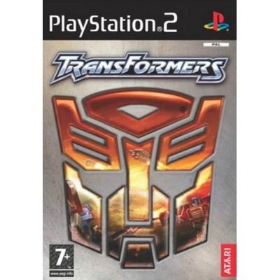 Transformers [PS2, английская версия]
