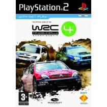WRC 4 FIA World Rally Championship [PS2]