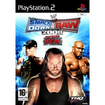 WWE SmackDown vs. Raw 2008 [PS2]