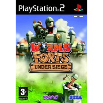 Worms Forts Under Siege [PS2]