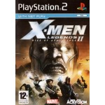 X-men Legends II Rise of Apocalypse [PS2]