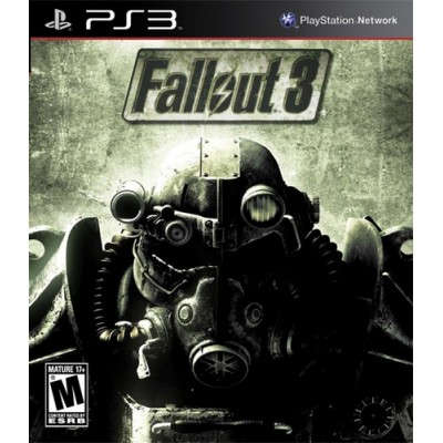 Fallout 3 [PS3, английская версия]