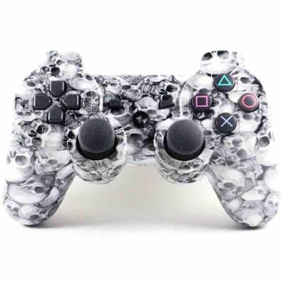Джойстик Dualshock 3 беспроводной [PS3, черепа]