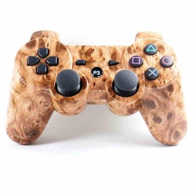 Джойстик Dualshock 3 беспроводной [PS3, дерево]