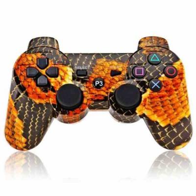 Джойстик Dualshock 3 беспроводной [PS3, змея]