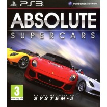 Absolute SuperCars [PS3]