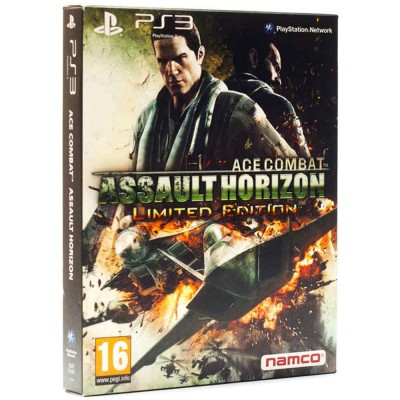 Ace Combat Assault Horizon Limited Edition [PS3, английская версия]