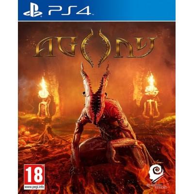 Agony [PS4, русские субтитры]