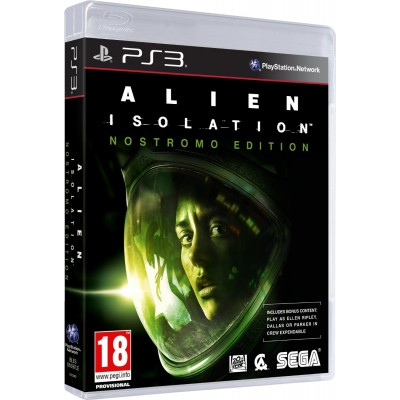 Alien Isolation Nostromo Edition [PS3, английская версия]