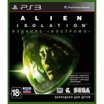 Alien Isolation - Издание Ностромо [PS3]