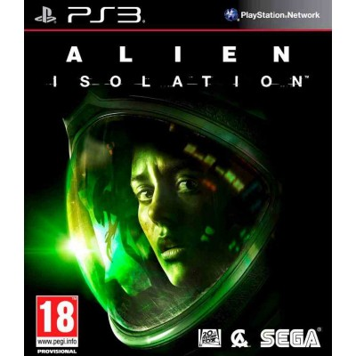 Alien Isolation [PS3, русская версия]