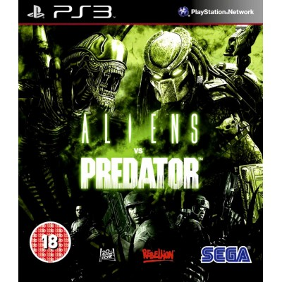 Aliens vs Predator [PS3, русская версия]