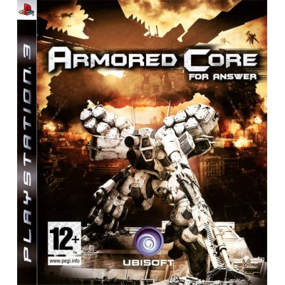 Armored Core For Answer [PS3, английская версия]