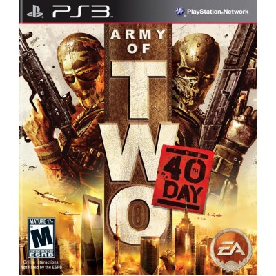 Army of Two - 40 th Day [PS3, английская версия]