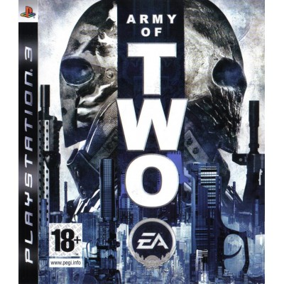 Army of Two [PS3, английская версия]
