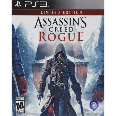 Assassins Creed Rogue - Limited Edition [PS3, английская версия]
