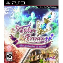 Atelier Rorona the Alchimist of Arland [PS3]