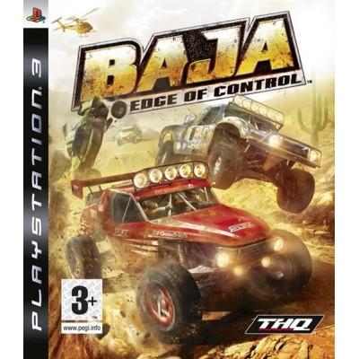 Baja Edge of Control [PS3, английская версия]