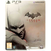 Batman Arkham City - Стилбук [PS3]