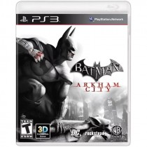 Batman Arkham City [PS3]
