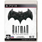 Batman The Telltale Series [PS3]