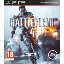 Battlefield 4 Eng. [PS3]