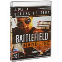 Battlefield Hardline - Deluxe Edition [PS3]