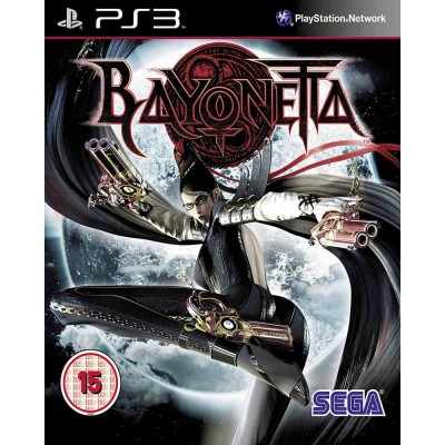 Bayonetta [PS3, английская версия]