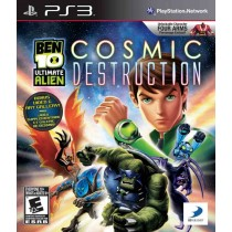 Ben 10 Ultimate Alien Cosmic Destruction [PS3]