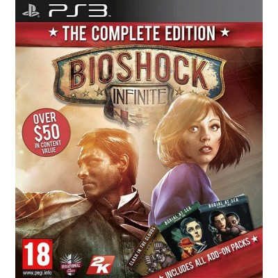 Bioshock Infinite The Complete Edition [PS3, английская версия]