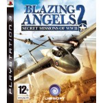 Blazing Angels 2 Secret Missions of WW2 [PS3]