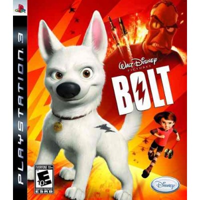 Bolt (Вольт) [PS3, английская версия]