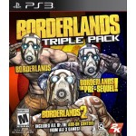 Borderlands Triple Pack  [PS3]
