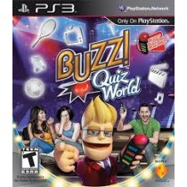 Buzz Quiz World [PS3]