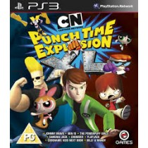 CN Punch Time Explosion XL [PS3]