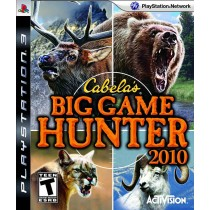 Cabelas Big Game Hunter 2010 [PS3]