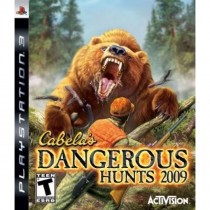 Cabelas Dangerous Hunts 2009 [PS3]