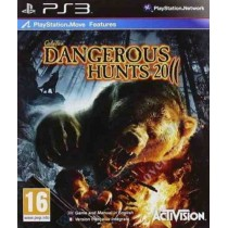 Cabelas Dangerous Hunts 2011 [PS3]