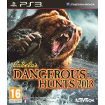 Cabelas Dangerous Hunts 2013 [PS3]