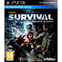 Cabelas Survival Shadows of Katmai [PS3]