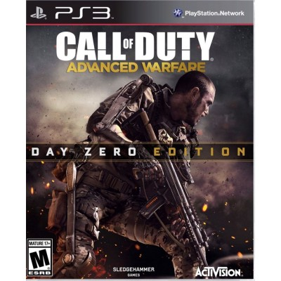 Call of Duty Advanced Warfare - Day Zero Edition [PS3, английская версия]