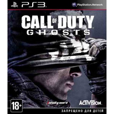 Call of Duty Ghosts [PS3, русская версия]