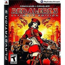 Command Conquer Red Alert 3 Ultimate Edition [PS3, русская версия]