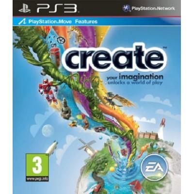 Create [PS3, английская версия]