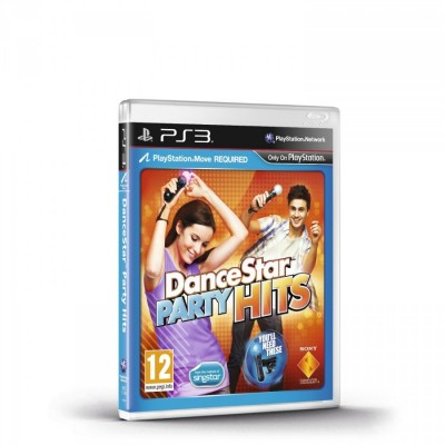 Dance Star Party Hits [PS3, русская версия]