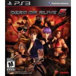Dead or Alive 5 [PS3]