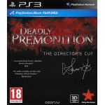 Deadly Premonition - The Directors Cut [PS3]