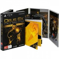 Deus Ex Human Revolution - Augmented Edition [PS3]