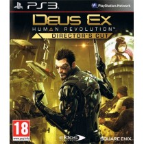 Deus Ex Human Revolution - Directors Cut [PS3]