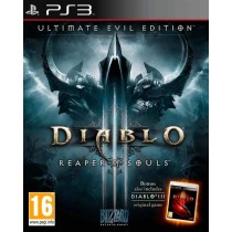 Diablo 3 Reaper of Souls - Ultimate Evil Edition [PS3, английская версия]